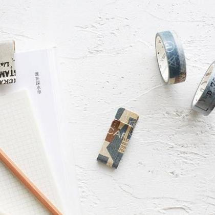 Collage Washi Tape Collection | Pat..