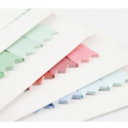 Multi-Color Flag Sticky Notes Colle..
