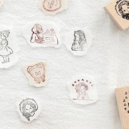 Anne Log Series Stamp Collection | ..