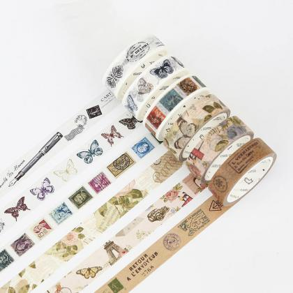 Old Times Washi Tape Collection | V..