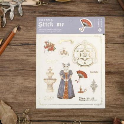Animals Story Stickers Collection |..