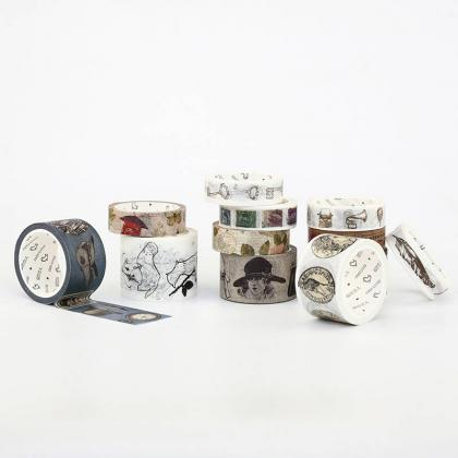 Old Times Washi Tape Collection XL ..