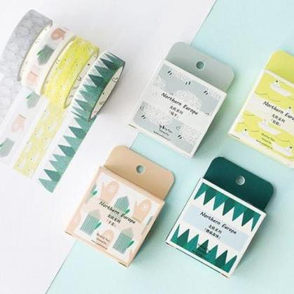 Fairy Tale Washi Tape Collection | ..
