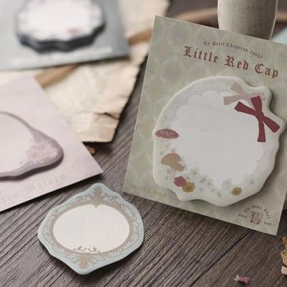Fairy Tale Sticky Notes Set | Story..