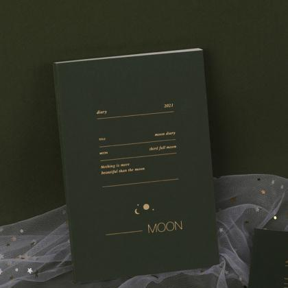 2021 Moon Planner - Weekly & Monthl..