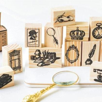 Vintage Items Stamp Collection | Vi..