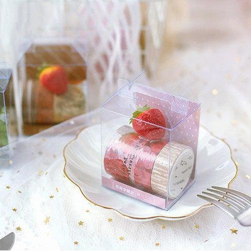 Washi Tapes Cake | Masking Tape Set | Washi Tapes Pack | Masking Tapes Box | Washi Masking Tape Japan MT | Food Masking Tape Dessert Sweet